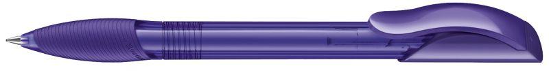 Senator Hattrix Clear Softgriff violett