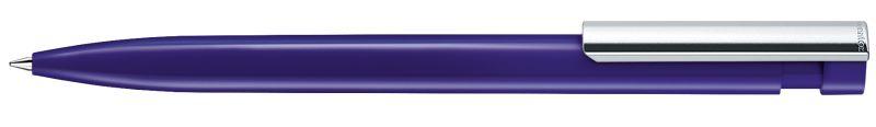 Senator Liberty Polished Metallclip violett