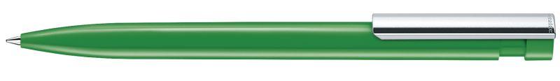 Senator Liberty Polished Metallclip dunkelgrün