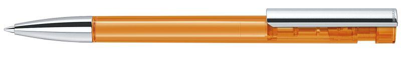 Senator Liberty Clear Metallclip MTT orange