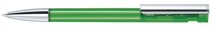 Senator Liberty Clear Metallclip MTT dunkelgrün