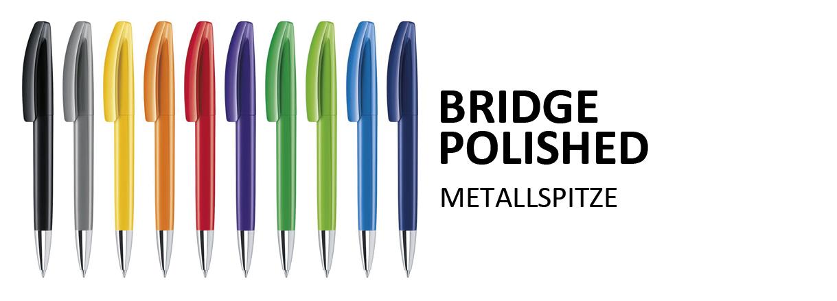 Senator Kugelschreiber Bridge Polished MT