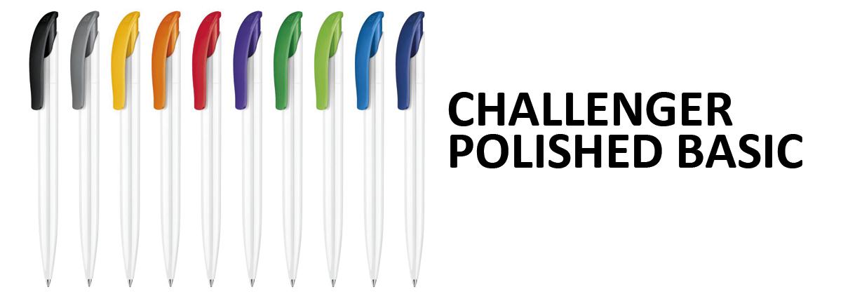 Senator Kugelschreiber Challenger Polished Basic