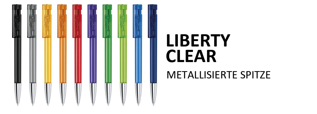 Senator Kugelschreiber Liberty Clear MTT