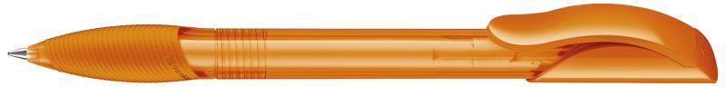 Senator Hattrix Clear Softgriff orange