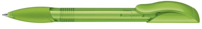 Senator Hattrix Clear Softgriff hellgrün