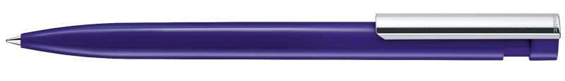 Senator Liberty Polished Metallclip violett