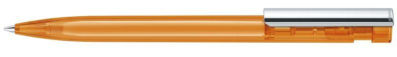 Senator Liberty Clear Metallclip orange