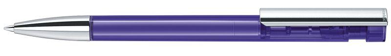 Senator Liberty Clear Metallclip MTT violett