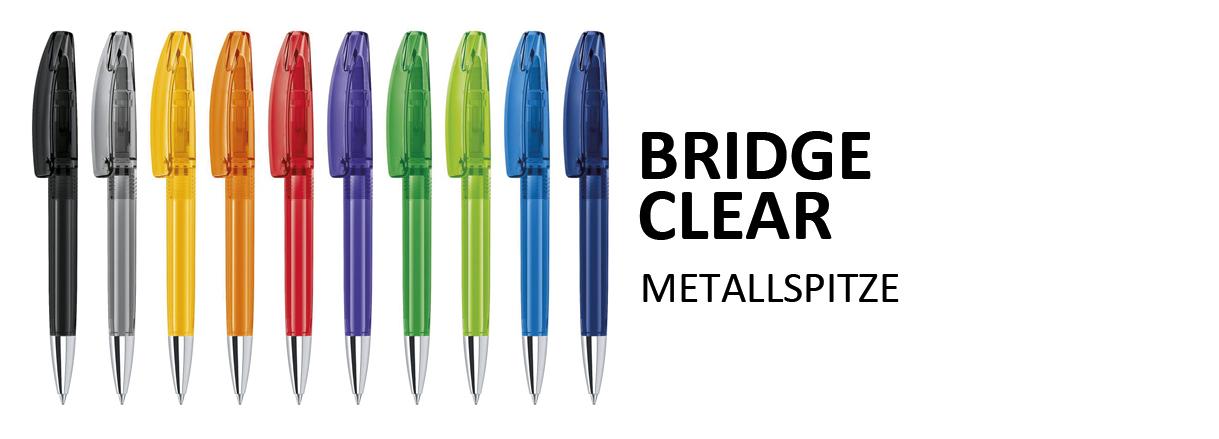Senator Kugelschreiber Bridge Clear MT