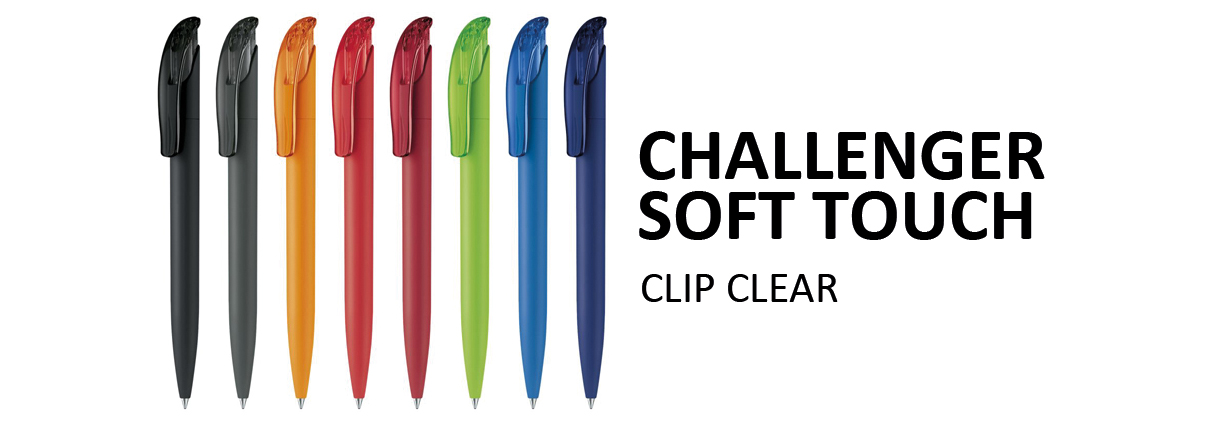 CHALLENGER SOFT TOUCH OVERVIEW