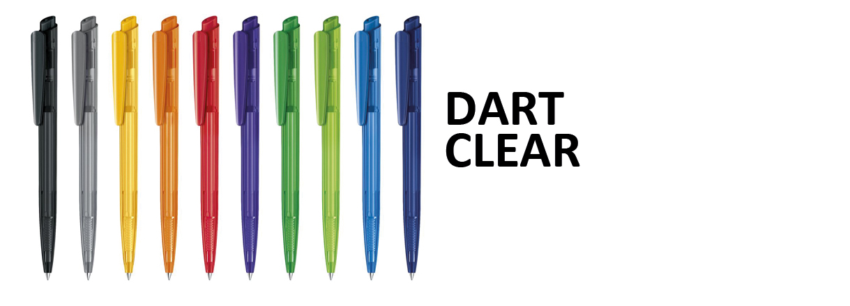 Header Dart Clear Overview