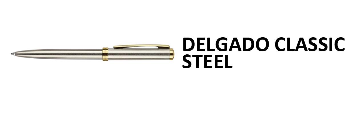 SENATOR DELGADO CLASSIC STEEL OVERVIEW