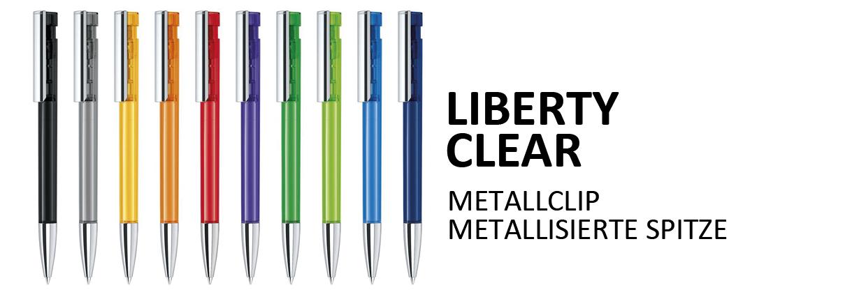 Senator Kugelschreiber Liberty Clear MTT MC