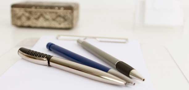 Kunststoffkugelschreiber oberes Preissegment