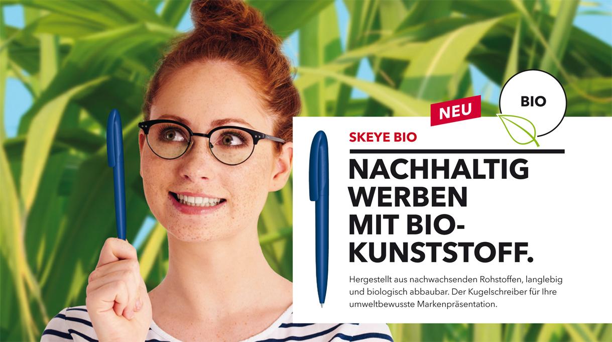 Bio Kugelschreiber NATURE PLUS